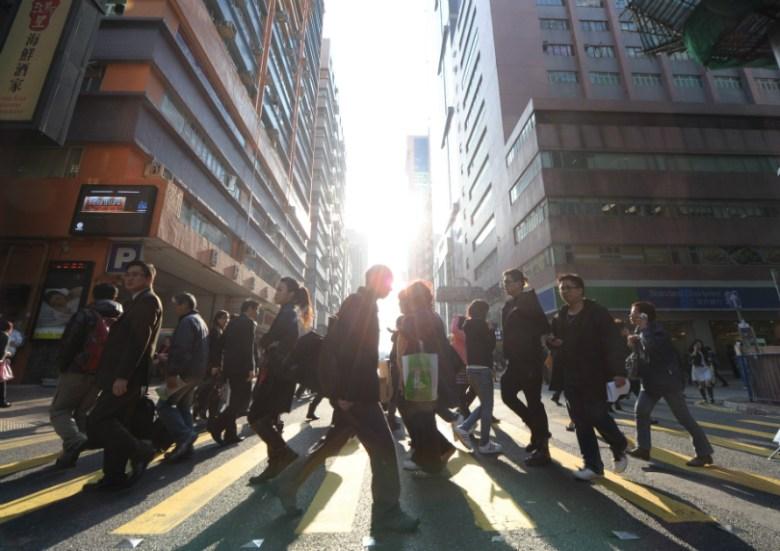 kwun-tong-pedestrian-industrial-building