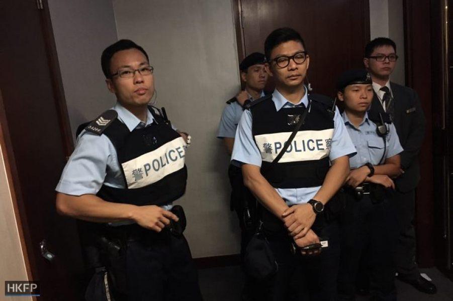 police legco
