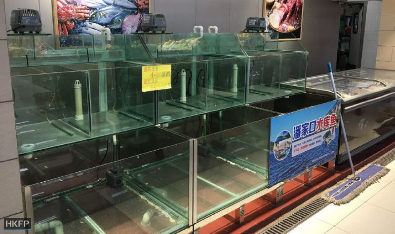 fresh fish beijing