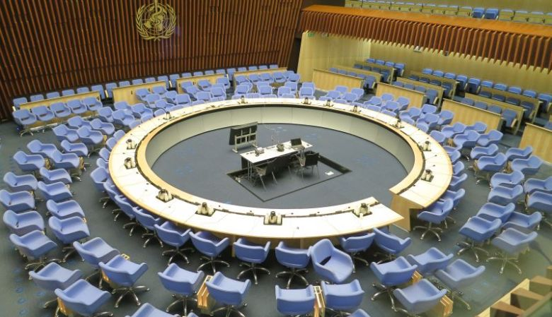 World Health Organization Executive Board Room