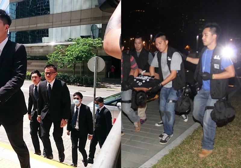 seven police ken tsang