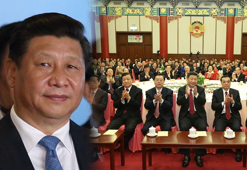 xi jinping government china