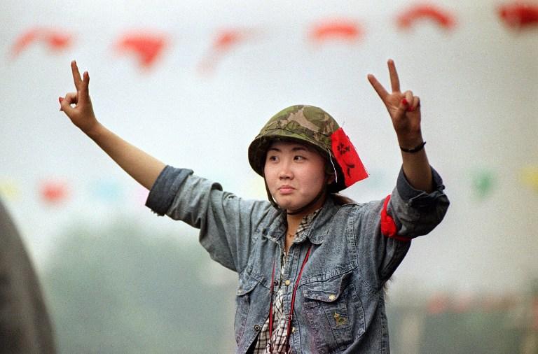 tiananmen massacre 1989 china
