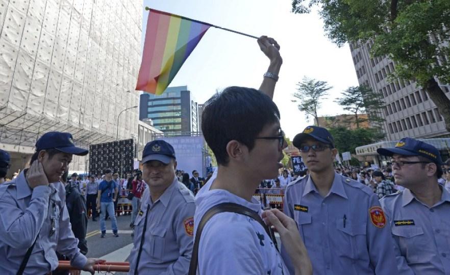 lgbt taiwan rights
