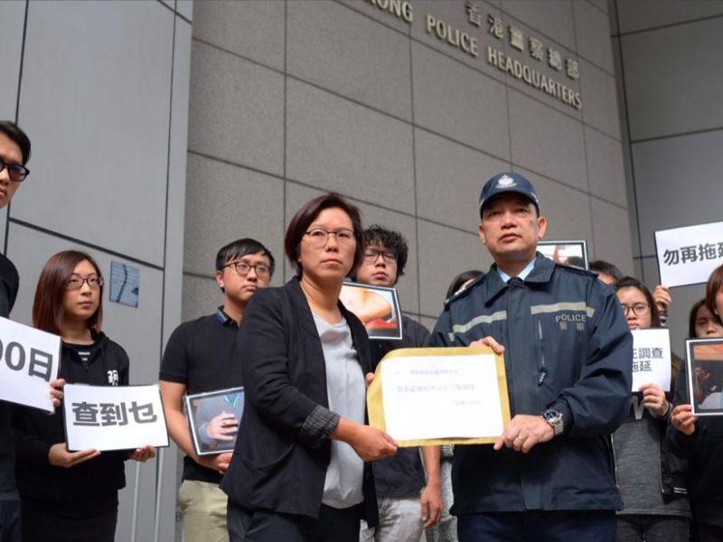 ming pao staff police