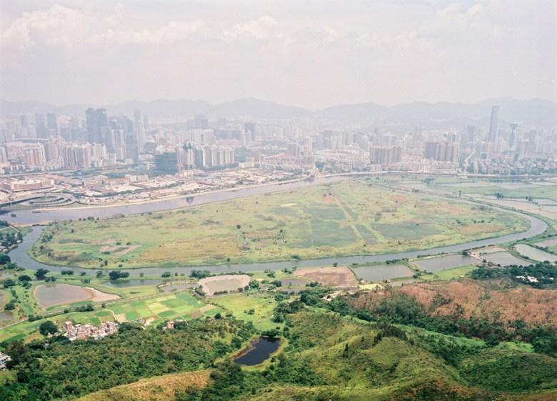 Lok Ma Chau Loop