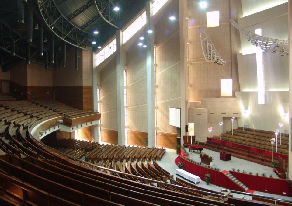chongyi church