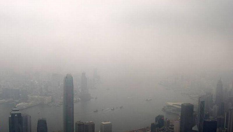 smog hong kong