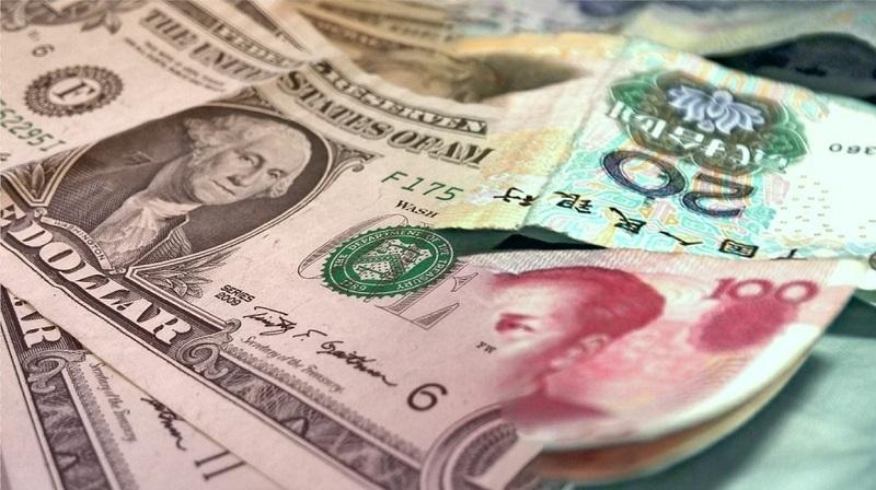 RMB USD renminbi dollar