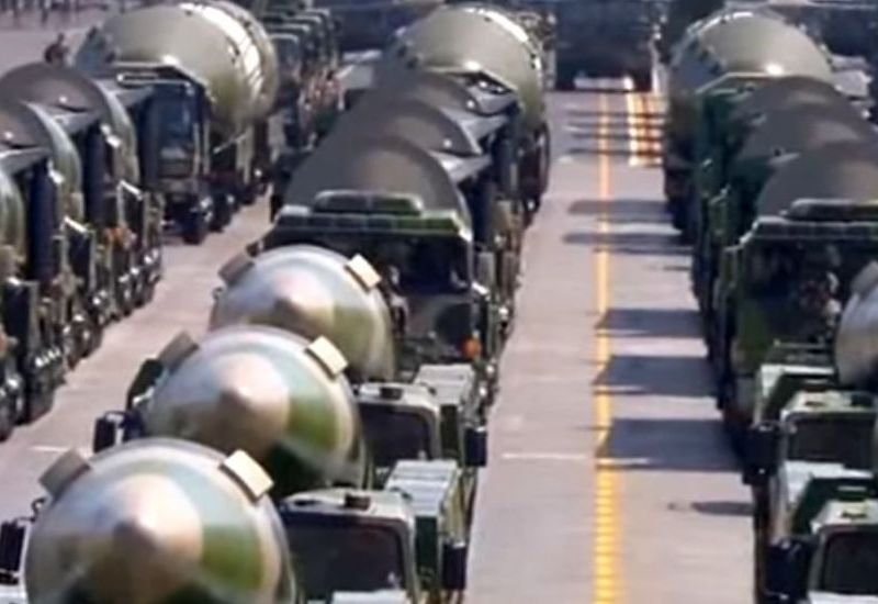 China's nuclear arsenal