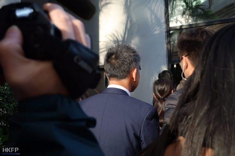 ken tsang verdict police