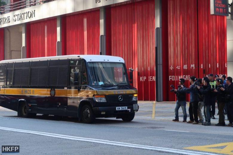 ken tsang seven occupy