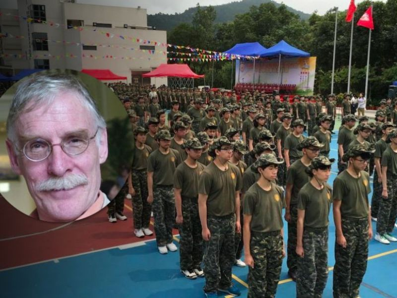 po leung kuk leadership training camp tim hamlett