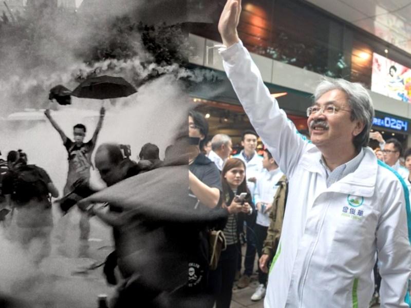 john tsang occupy