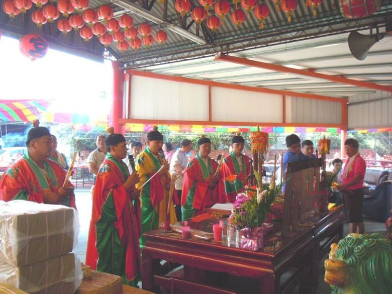 Taiwan taoism taoist priest