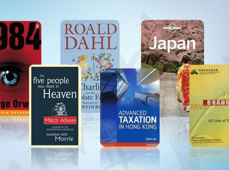 what are hongkongers reading