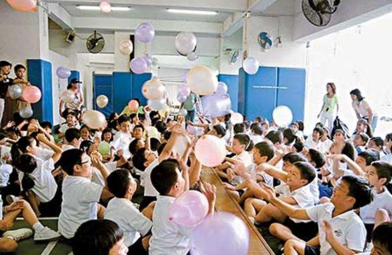 Students primary school