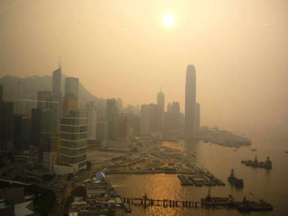 air pollution hong kong