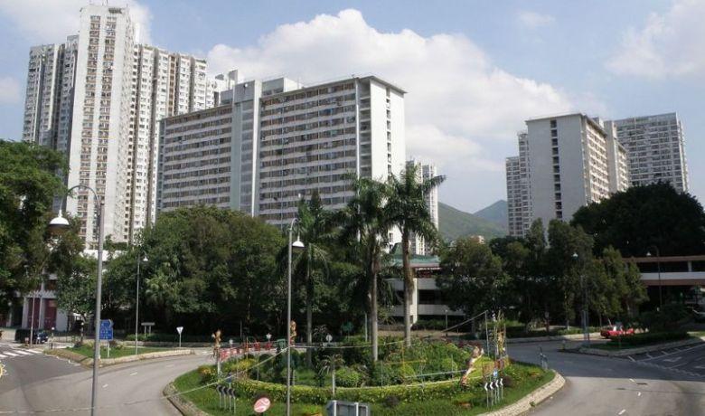 Cheung Wah Estate, Fanling public housing