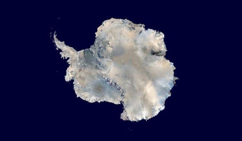 south pole Antarctica