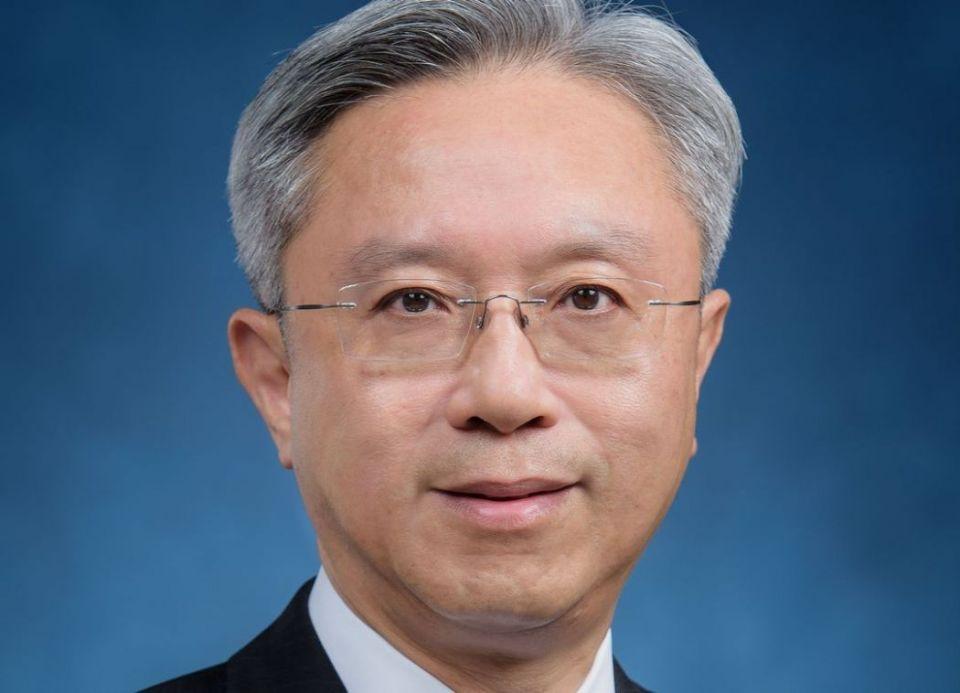 Secretary for the Civil Service Joshua Law Chi-kong.