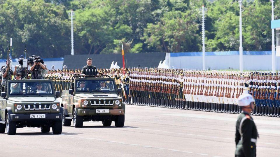 Xi Jinping People's Liberation Army