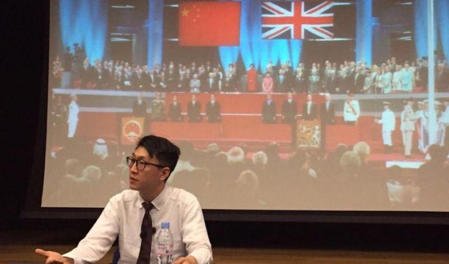 Edward Leung Tin-kei Hong Kong Indigenous Cambridge University