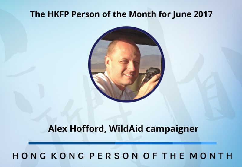 Alex Hofford WildAid shark fin