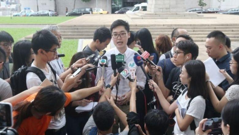 Hong Kong National Party Andy Chan Ho-tin
