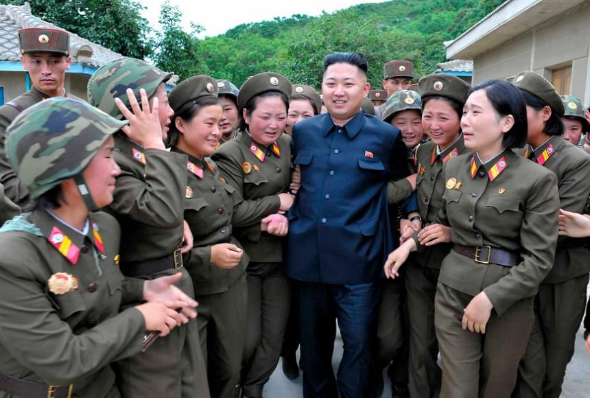 kim jong un north korea dprk