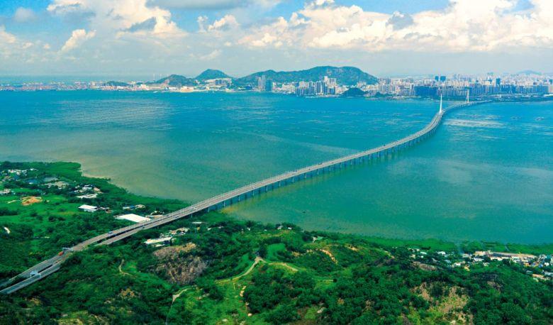 Shenzhen Bay control point