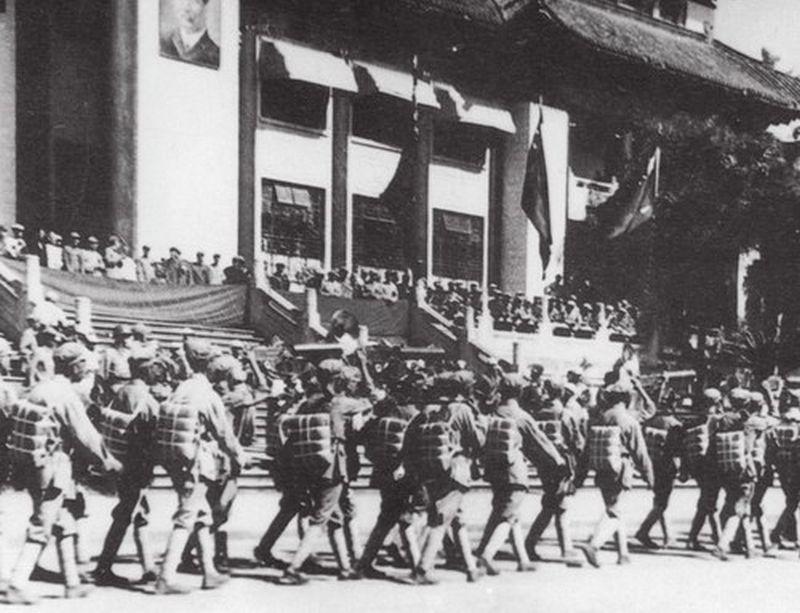 People's Liberation Army Guangzhou 1949 revolution liberation