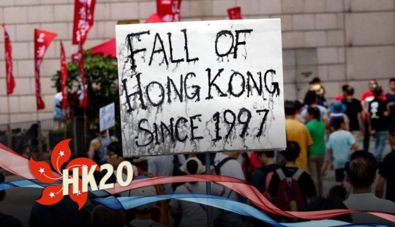 hong kong fall