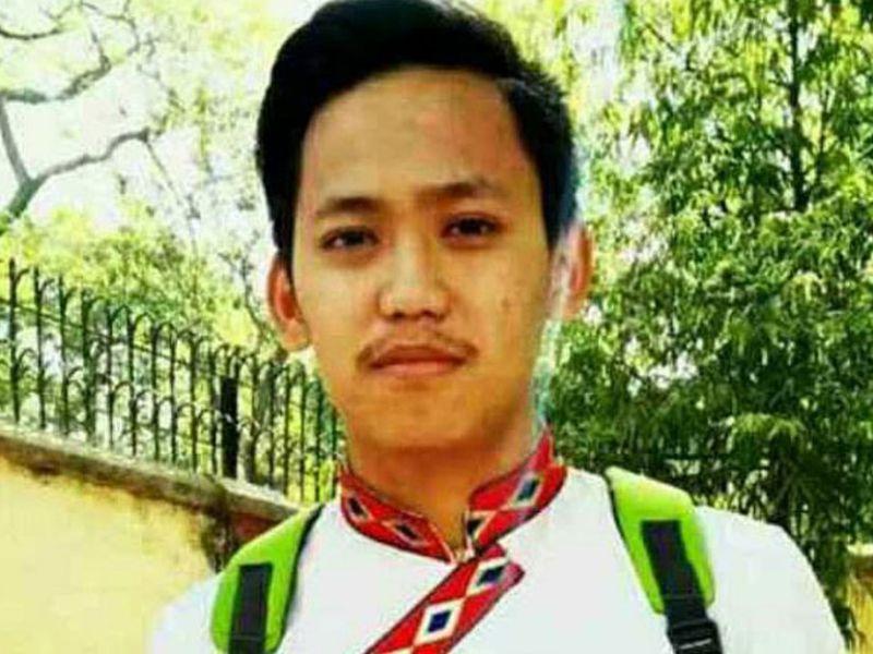 Tenzin Choeying tibetan student india