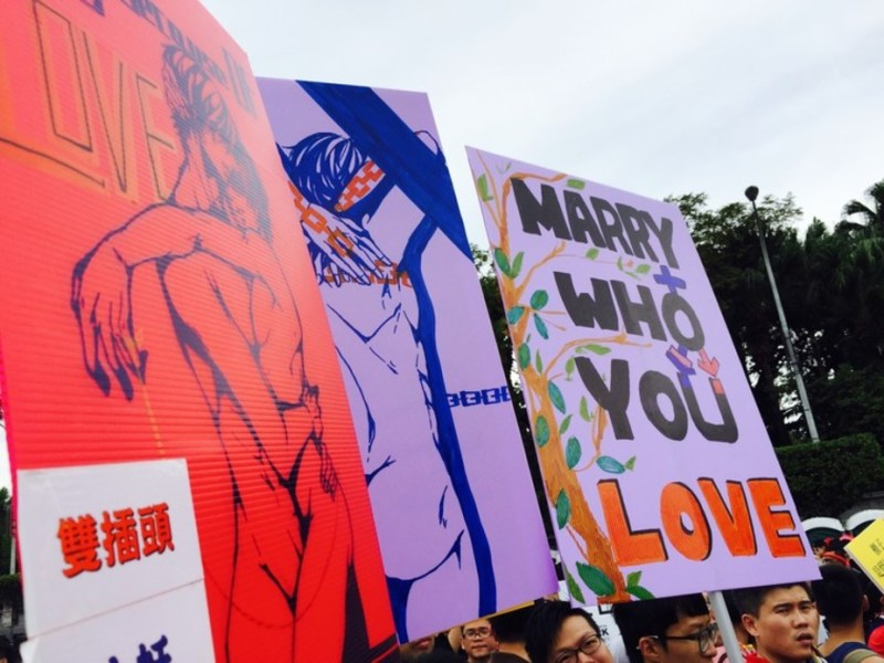LGBTQ Pride in Taiwan