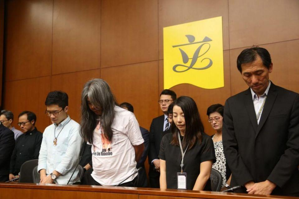 disqualified lawmakers nathan law leung kwok-hung lau siu-lai edward yiu