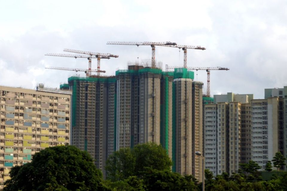 kai tak public housing development