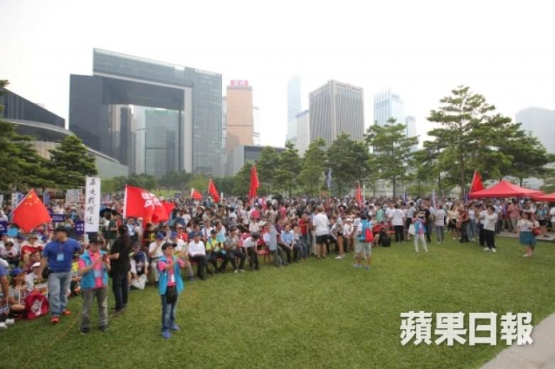 benny tai rally