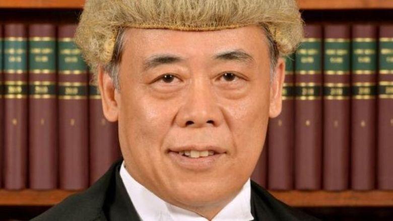 Judge Wally Yeung