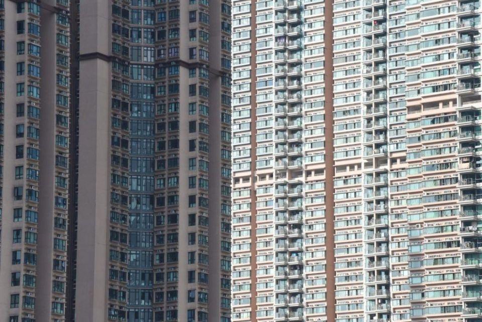 population density architecture flats property