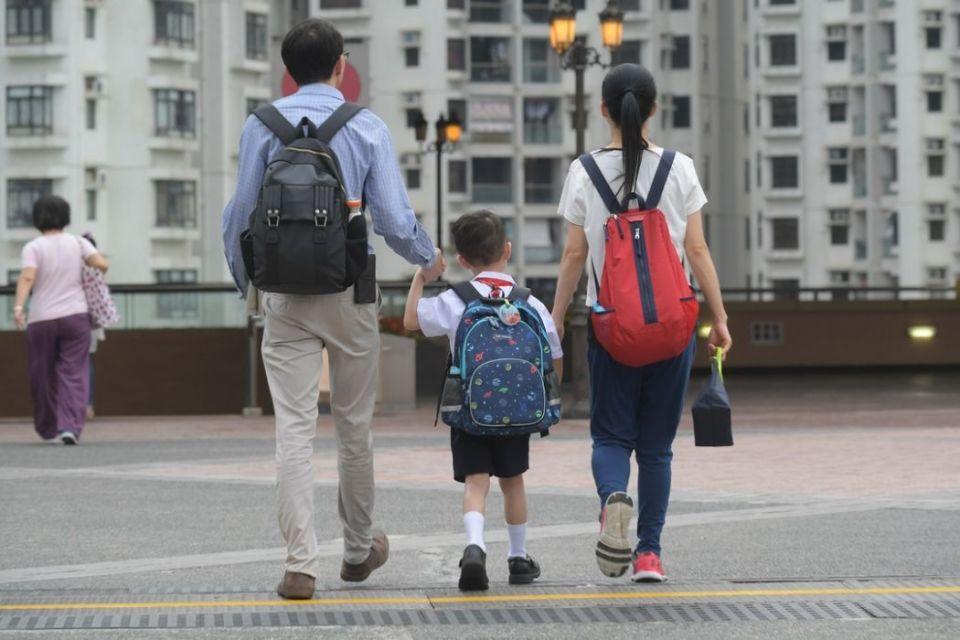 education kid child school