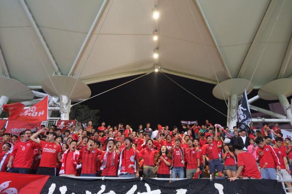 football stadium anthem booing hong kong