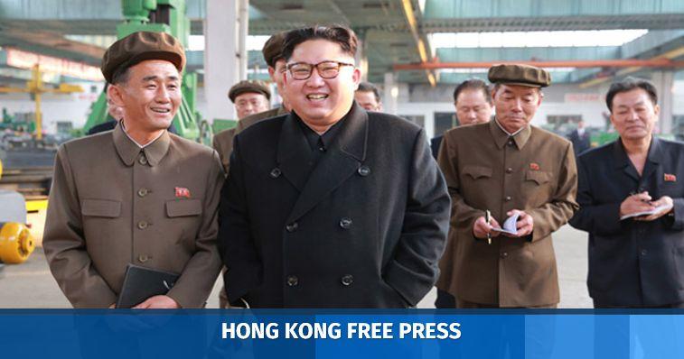 King Jong-un