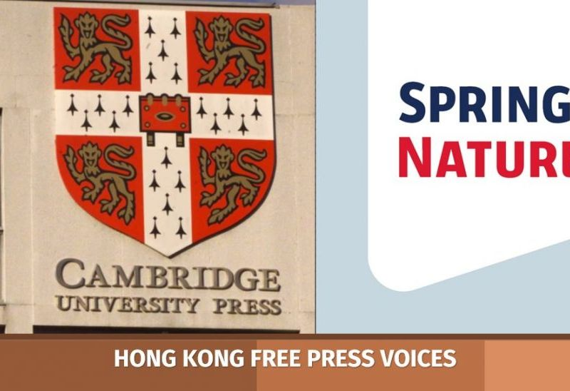 Cambridge University Press Springer Nature