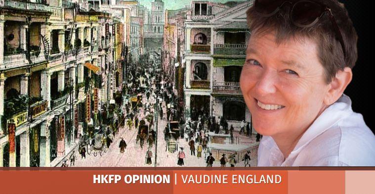vaudine history hong kong