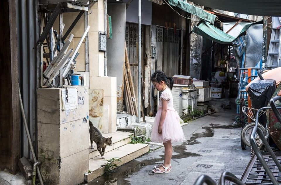 bamboo scenes hong kong Sarie Moolenburgh - Little Princess of Cha Kwo Ling
