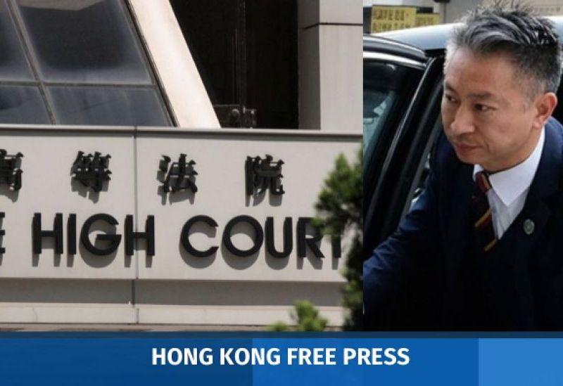 wong cho shing high court