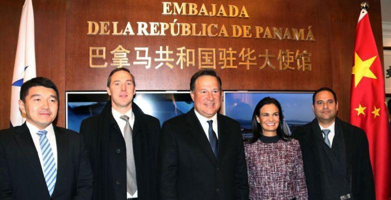 panama in china embassy