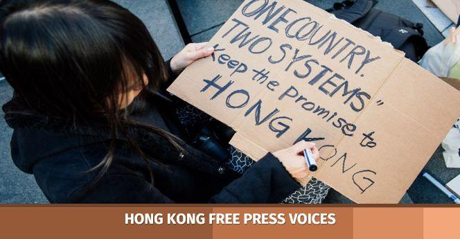 democracy hong kong