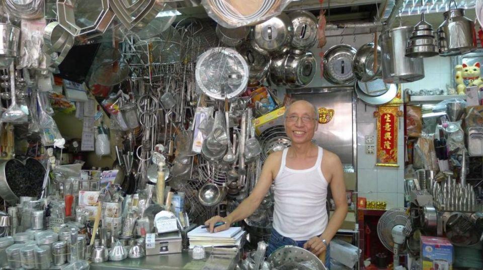 small shops hong kong